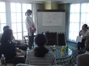 光溢れるお部屋で学ぶ ~ブラッシュアップ研修~