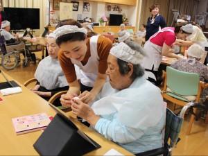 高齢者施設ボランティアイベント「メイク教室」開催のお知らせ