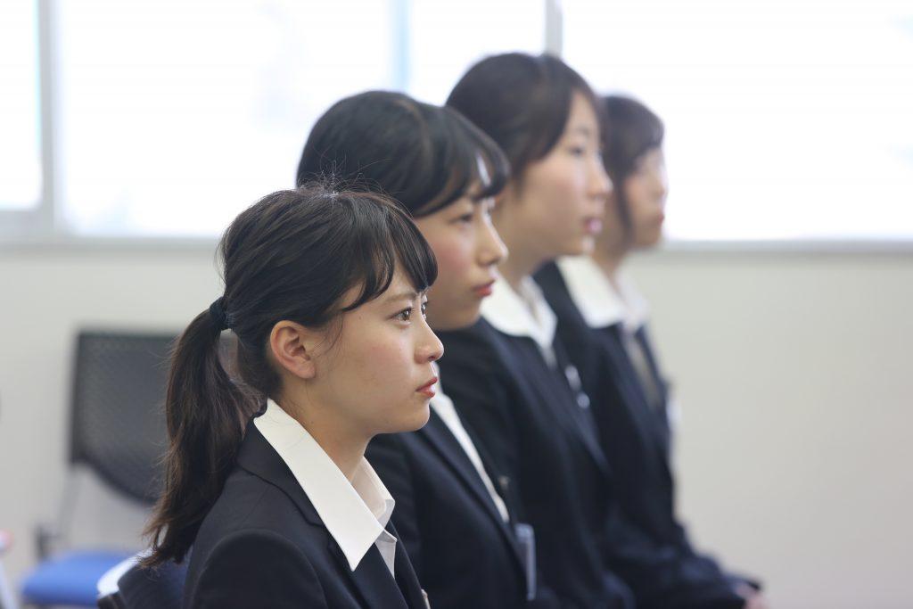 新しい人生の門出に~平成30年度入社式~