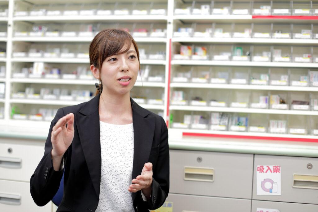 コスモス調剤薬局が就活サイト「ビジコミ」に掲載されました☆